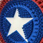 Captain America's Shield dettaglio