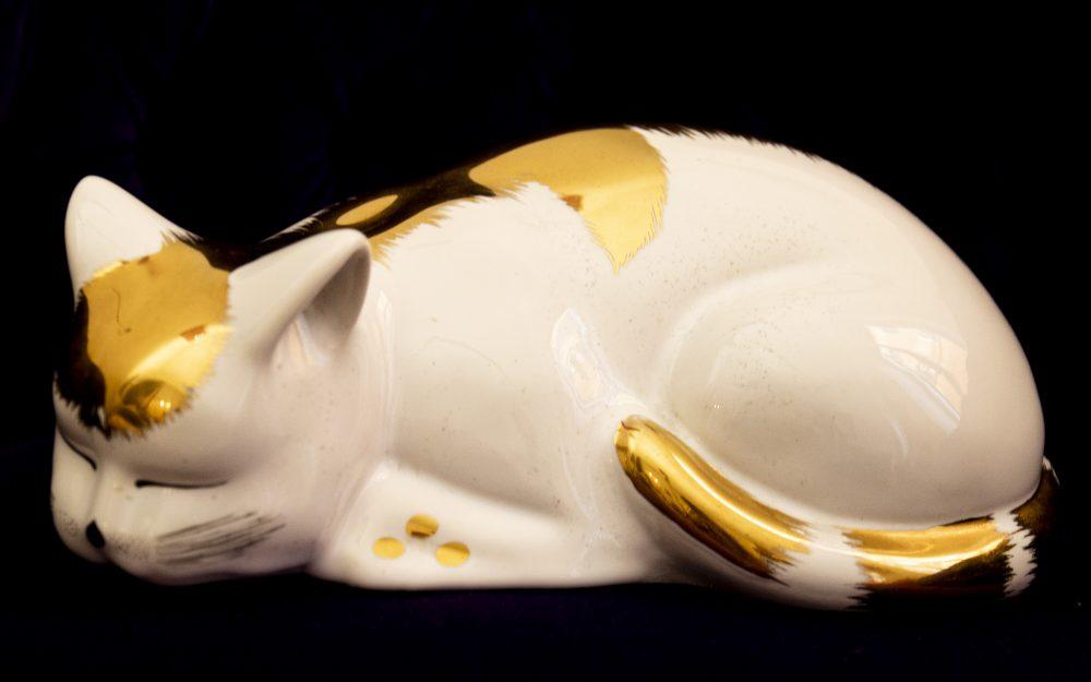 Gatto bianco Fornasetti